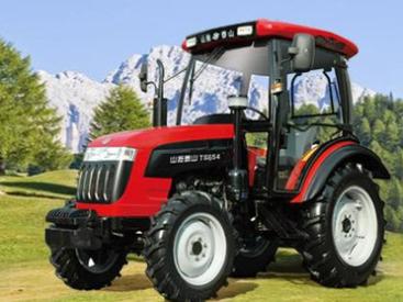 山拖TS450轮式拖拉机
