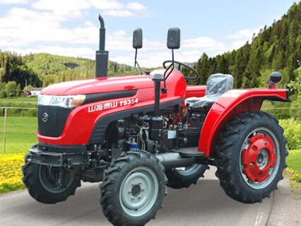 山拖TS350轮式拖拉机