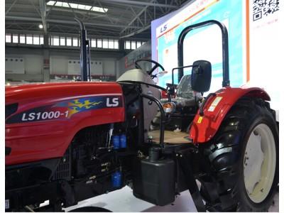 乐星LS1000-1动力机械高清图 - 外观
