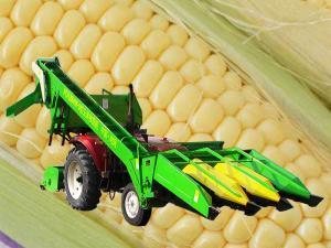 时风玉米收获机
