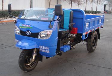 时风新微型高尔夫双座三轮运输车高清图 - 外观
