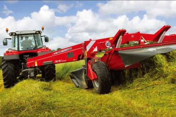 爱科MF系列MF DM357牧草收获机