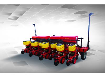 雷沃阿波斯MS8100种植施肥机械高清图 - 外观