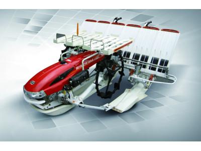 雷沃阿波斯2ZX-630水稻插秧机高清图 - 外观