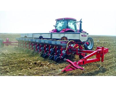 凯斯纽荷兰DV12R种植施肥机械高清图 - 外观