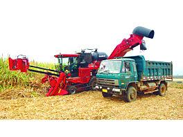 凯斯纽荷兰8000甘蔗收获机