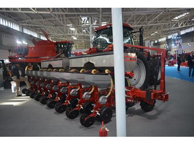 凯斯纽荷兰DV90R种植施肥机械高清图 - 外观