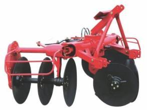 雄进农机W42-DP犁耙高清图 - 外观