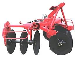 雄进农机W42-DP犁耙
