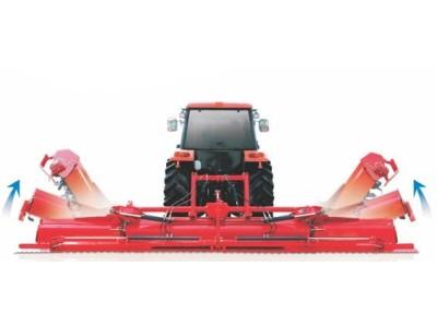 雄进农机1GK-350 WJCB打浆机高清图 - 外观
