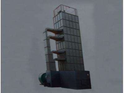 博远5HY-3.2烘干机高清图 - 外观
