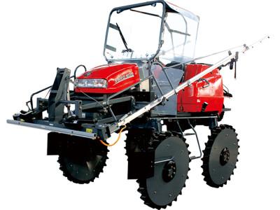 沃得农机3WPZ-500喷雾剂高清图 - 外观