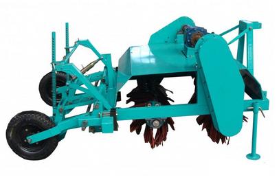 众荣农机4T-2D打秧机高清图 - 外观