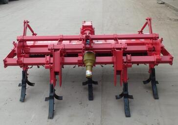 双天机械1SZL-250深耕机高清图 - 外观