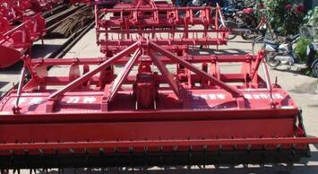 双天机械1SZL-300深耕机高清图 - 外观