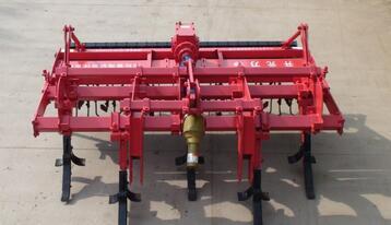 双天机械1SZL-200深耕机高清图 - 外观