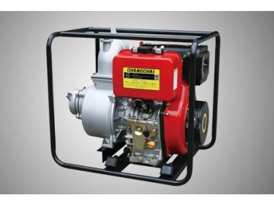 常柴WP/WPL水泵高清图 - 外观