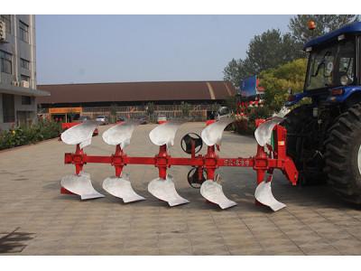 农哈哈1LF-535犁耙高清图 - 外观