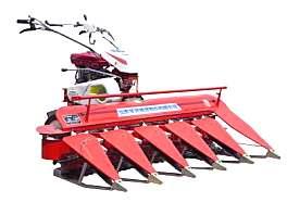 华兴机械4GL-150割晒机