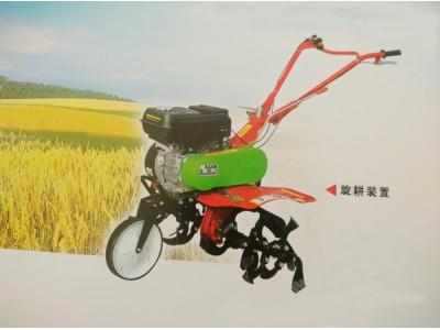 德农农机1WG-4微耕机高清图 - 外观