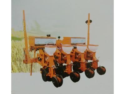 德农农机2BMQYF-4/4种植施肥机械高清图 - 外观