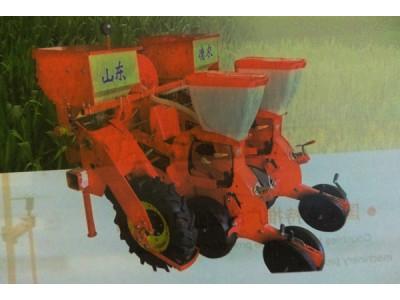 德农农机2BMQYF-2/2种植施肥机械高清图 - 外观