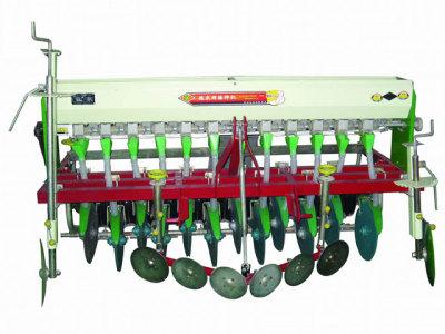 德农农机2B-12种植施肥机械高清图 - 外观