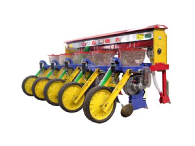 德农农机2BYF-5种植施肥机械高清图 - 外观