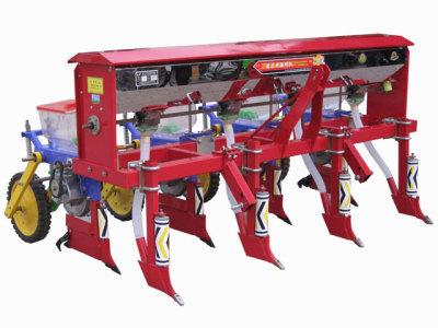 德农农机2BYF-4种植施肥机械