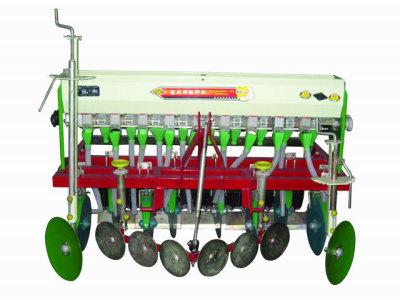 德农农机2B-9种植施肥机械高清图 - 外观