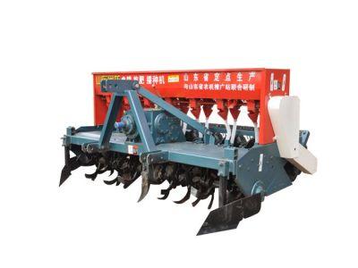 奥龙农机2BMF-7/7B(220)种植施肥机械高清图 - 外观