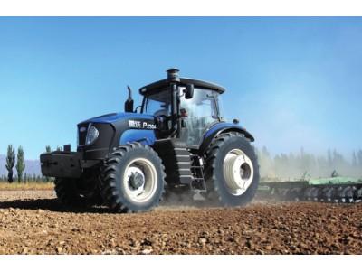 雷沃阿波斯P2304-K雷沃P2304-K轮式拖拉机高清图 - 外观