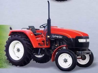 鲁中拖拉机750拖拉机