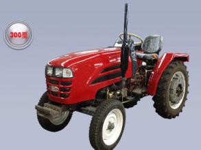 鲁中拖拉机300拖拉机高清图 - 外观