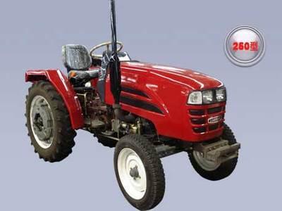 鲁中拖拉机250拖拉机