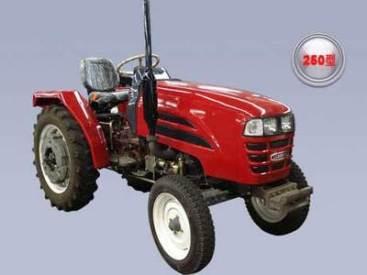 鲁中拖拉机350拖拉机