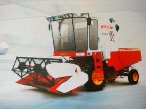 雷沃阿波斯GE40(4LZ-4E1)收割机高清图 - 外观