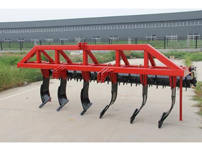 神耕机械1S-360深松机高清图 - 外观