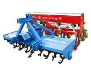 神耕机械2BFG-4(4)种植施肥机械高清图 - 外观