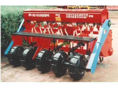 振兴机械小麦免耕种植施肥机械高清图 - 外观