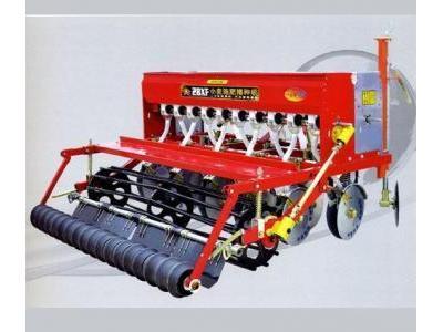 双印农机2BXF-10种植施肥机械高清图 - 外观