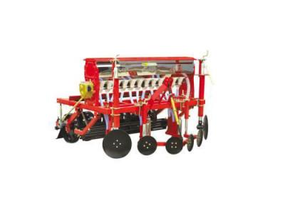 双印农机2BX-6种植施肥机械高清图 - 外观