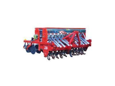 双印农机2BXF-16(10)种植施肥机械高清图 - 外观