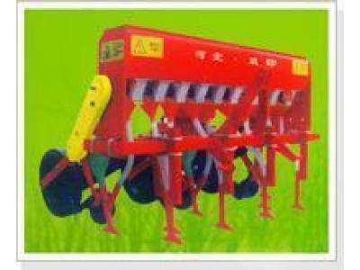 双印农机2BXY-9种植施肥机械高清图 - 外观