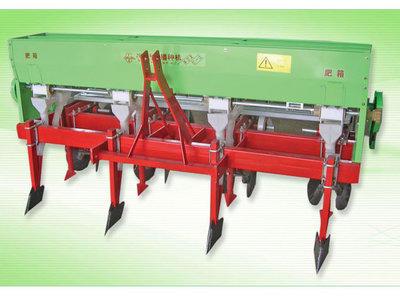 华联机械2BYF-4型种植施肥机械高清图 - 外观