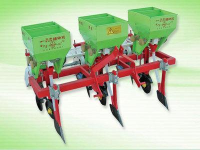 华联机械2BYFJ-3种植施肥机械高清图 - 外观