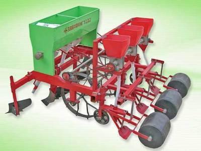 华联机械2BF-3型种植施肥机械高清图 - 外观