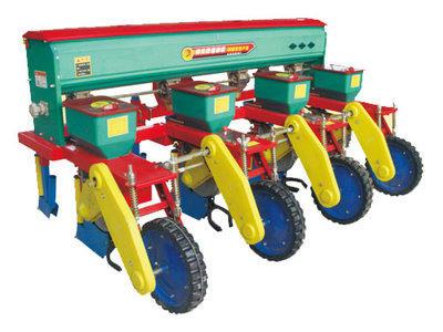 神禾农机2BYF-4种植施肥机械高清图 - 外观