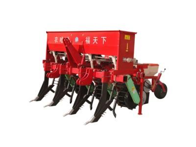 农哈哈2BMSQFY-4种植施肥机械高清图 - 外观