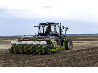 德邦大为2405型种植施肥机械高清图 - 外观